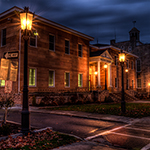 wellsboro courthouse photo